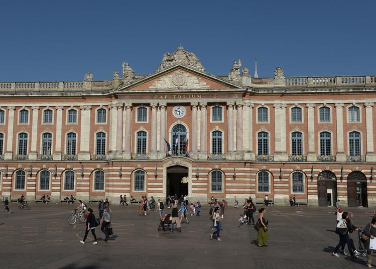 Les Grands Monuments De Toulouse