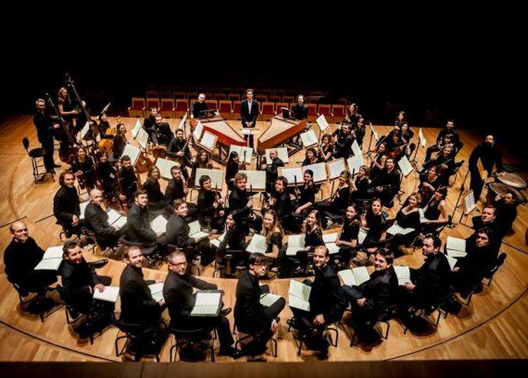 Les Grands Motets de Bach à Rocamadour