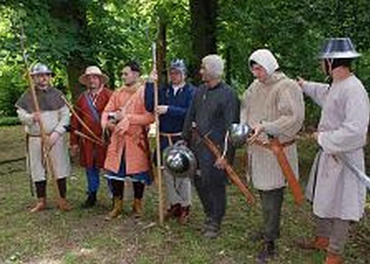 Les Guerriers Du Moyen Âge à Saint Maur des Fosses
