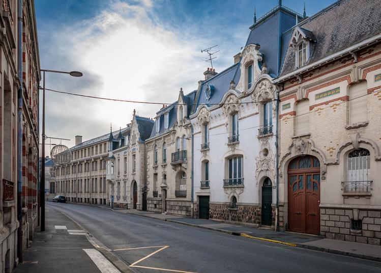 Les Guides Vous Racontent... L'art Nouveau Vs L'art Déco à Chalons en Champagne