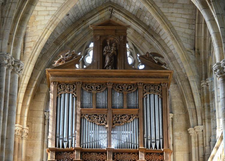 Les Guides Vous Racontent... La Musique à La Basilique De L'Épine à L'Epine
