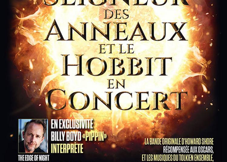Les Hobbits Arrivent ! Le Seigneur Des Anneaux & Le Hobbit à Paris 8ème