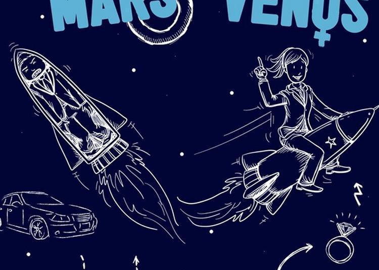 Les Hommes Viennent De Mars, Les Femmes De Vénus à Cabries