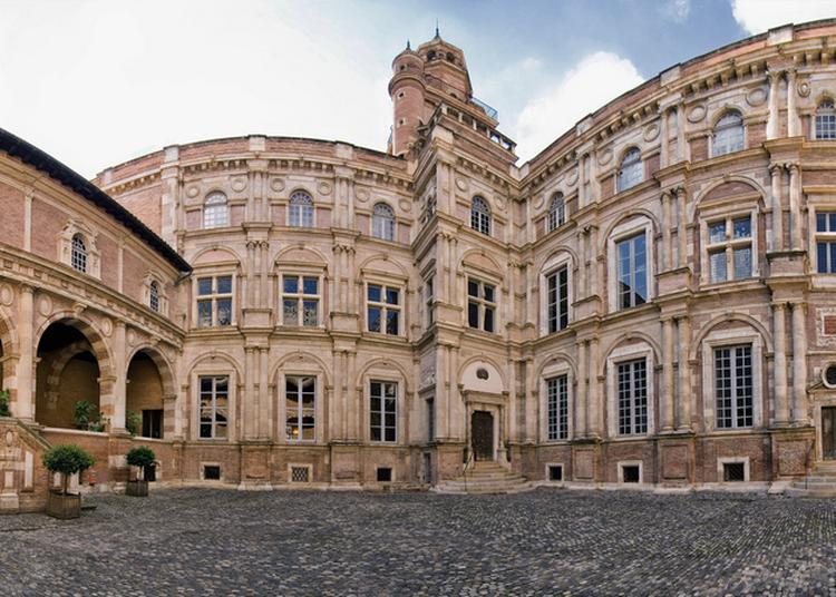 Les Hôtels Particuliers Du Xvie Siècle Toulousain à Toulouse