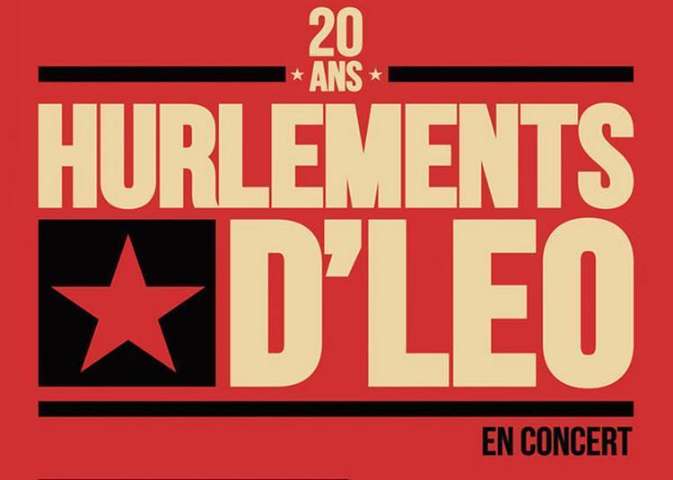Les Hurlements D'Leo - 20 Ans ! à Sainte Bazeille