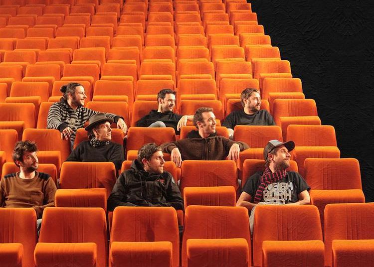 Les Hurlements d'Léo au Théâtre Le Bastringue - Cosne d'Allier à Montlucon