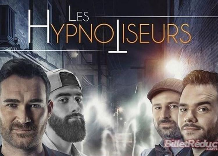 Les Hypnotiseurs Dans Hors Limites à Troyes