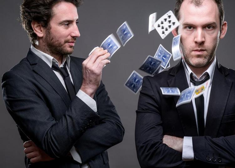 Les Illusionnistes Puzzling à Vouneuil Sous Biard