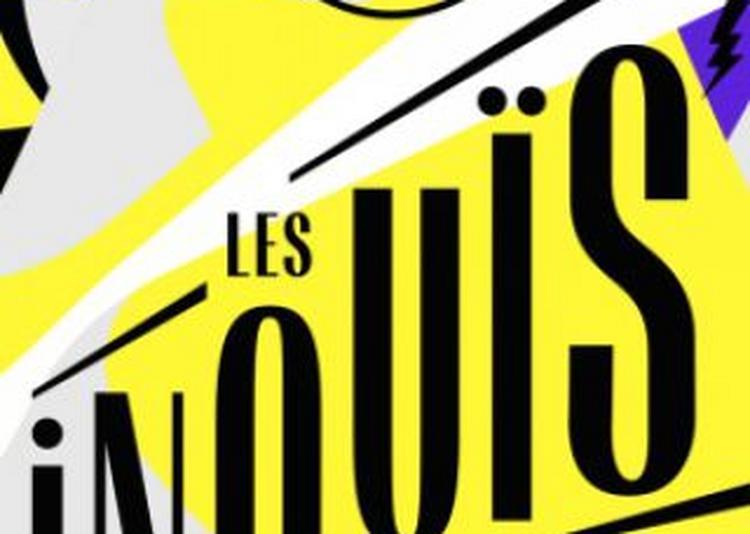 Les Inouïs Du Printemps De Bourges Crédit Mutuel à Paris 1er