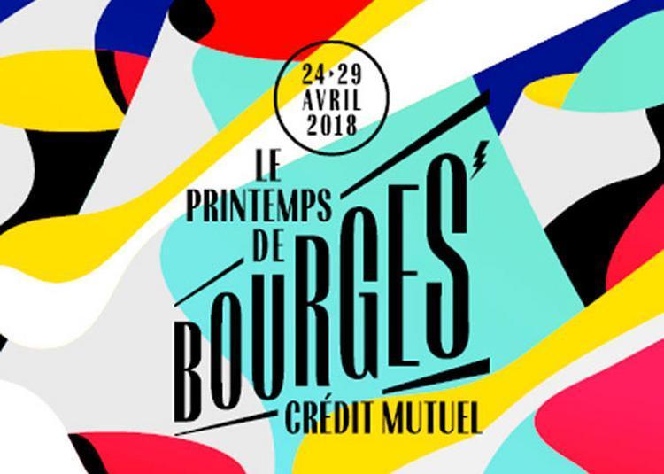 Les Inouis Rock Hip Hop Electro à Bourges