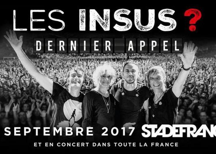 Les Insus - Dernier Appel à Saint Denis