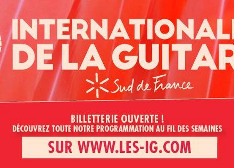 Les Internationales de la Guitare 2019