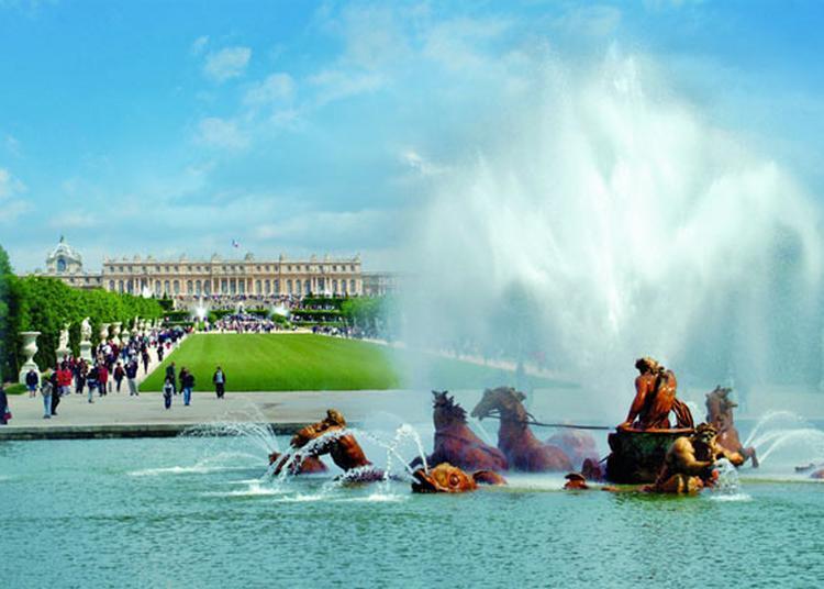Les Jardins Musicaux à Versailles