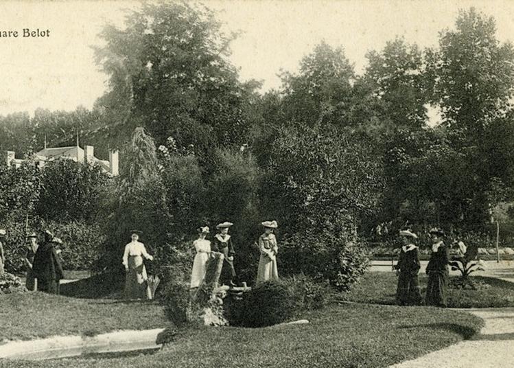Les Jardins Publics De Vendôme, Ville Fleurie à Vendome