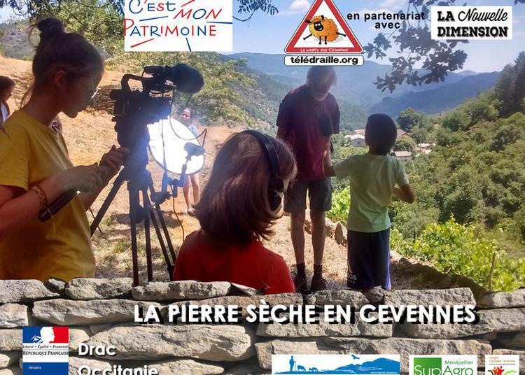Les Jeunes Font Leur émission Télé à Florac