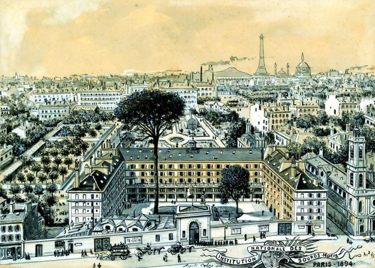 Les Jeunes Sourds Vous Présentent Leur Institut Et Son Histoire à Paris 5ème