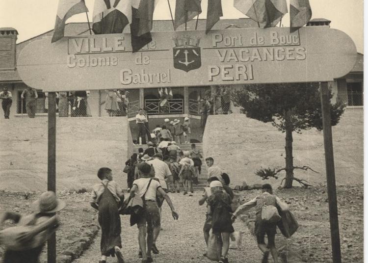 Les Jolies Colonies De Vacances à Port de Bouc