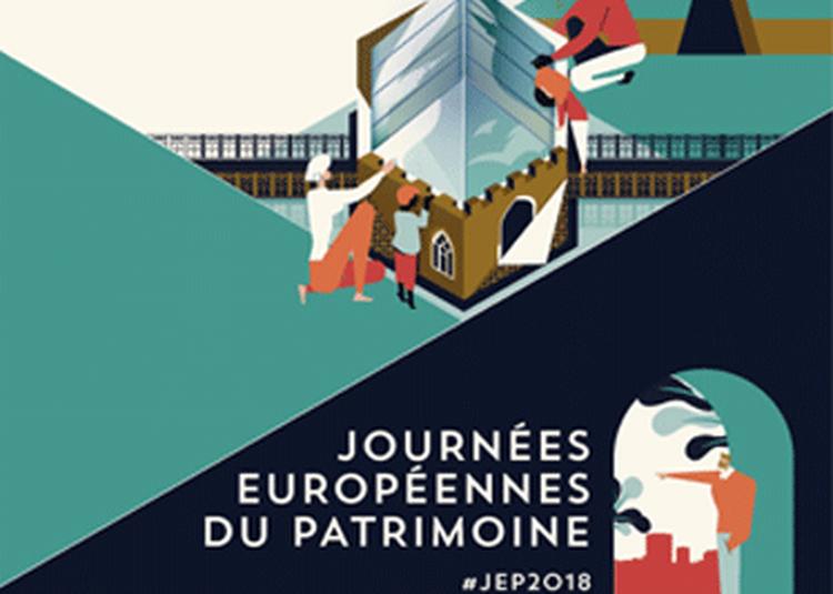 Les Journées Du Patrimoine à Cap Sciences à Bordeaux