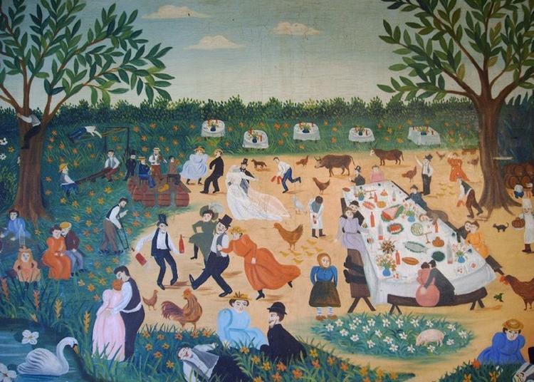 Les Journées Du Patrimoine Au Musée à Noyers