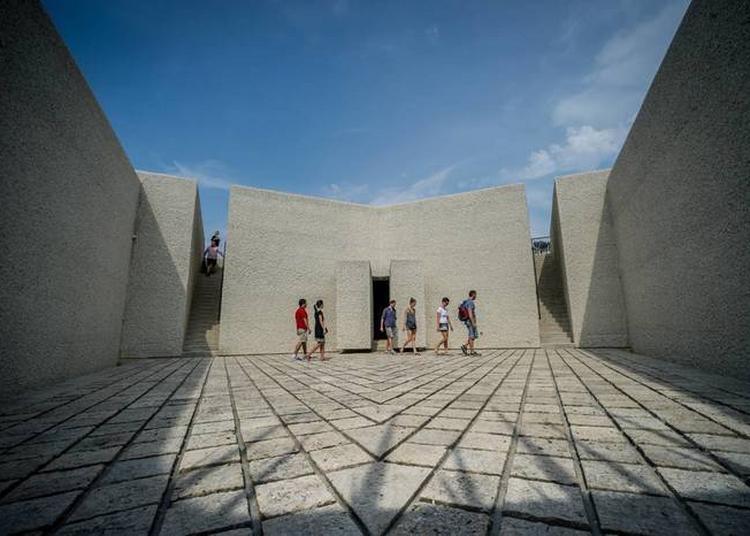 Les Journées Européennes Du Patrimoine Au Mémorial Des Martyrs De La Déportation à Paris 4ème