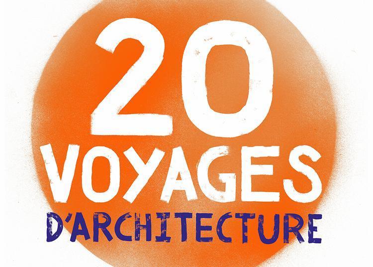 Les Journées Nationales de l'Architecture 2019