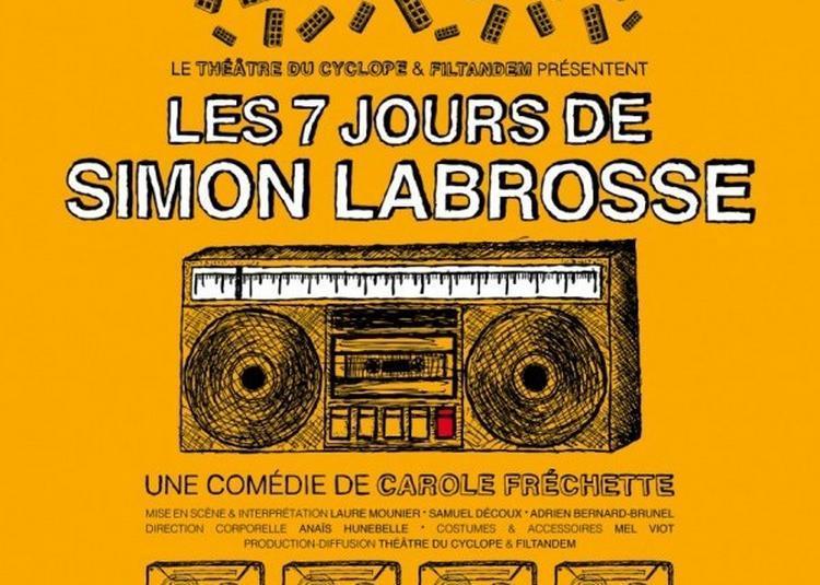 Les 7 jours de Simon Labrosse à Nantes