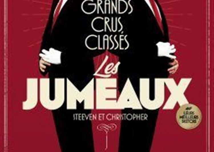 Les Jumeaux Dans Grands Crus Classés à Aix en Provence