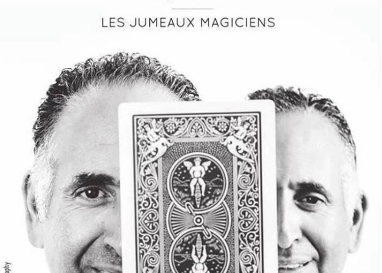 Les Jumeaux Magiciens à Thorigny sur Marne