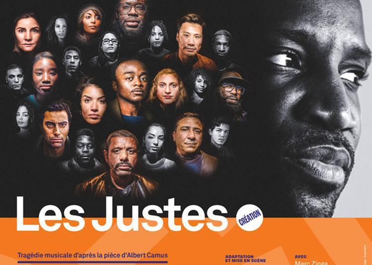 Les Justes à Paris 1er