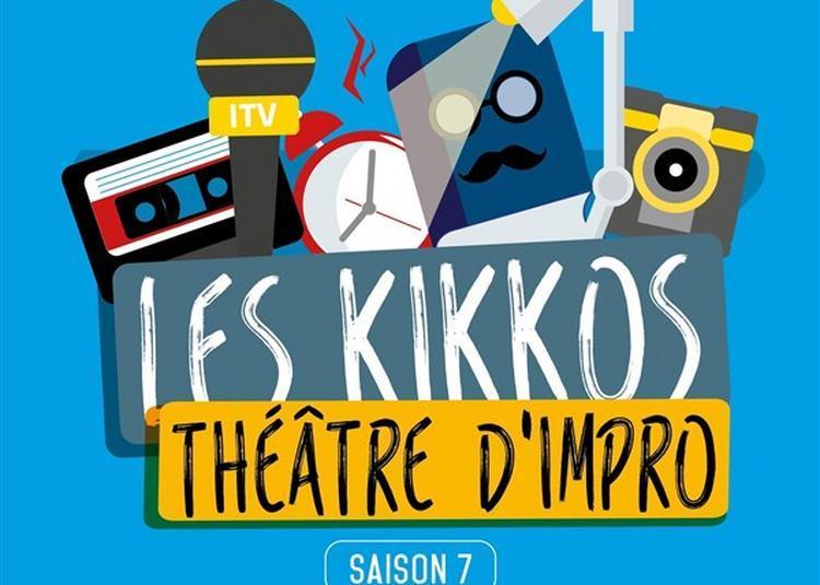 Les Kikkos - Théâtre D'Impro à Paris 18ème