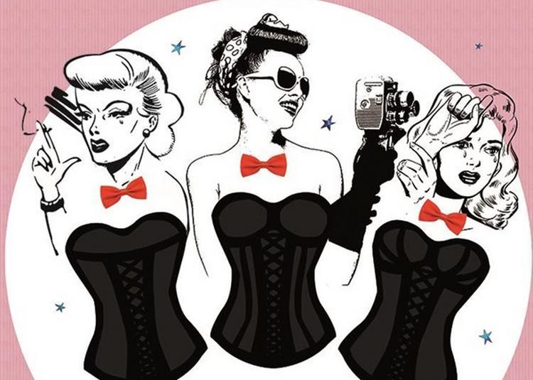 Les Ladies à Paris 4ème