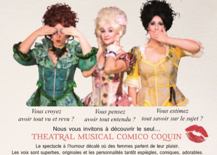 Les Ladies Lov Délicieusement Scandaleuses Chapitre 1 à Avignon