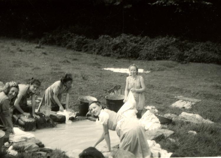 Les Lavoirs, Une Histoire De Femmes à Lanester
