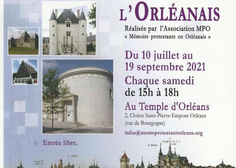 Les lieux de mémoire protestants de l'Orléanais à Orléans