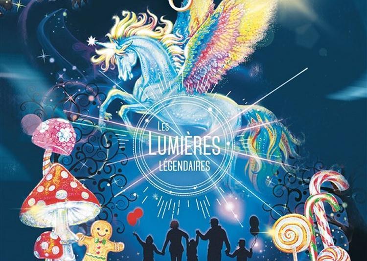 Les Lumières Légendaires Dans Le Monde Merveilleux Des Couleurs à Bordeaux