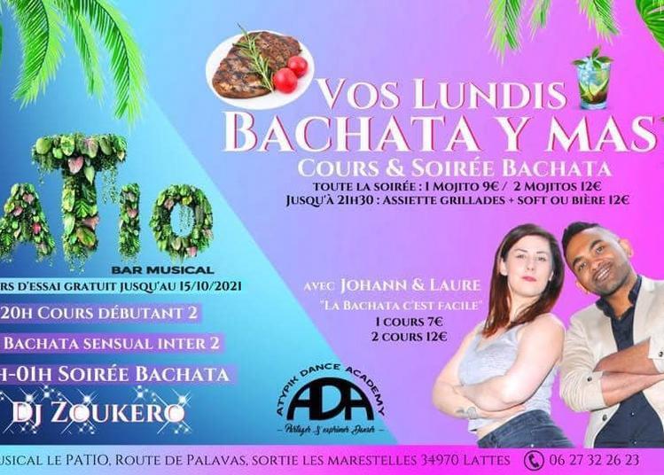 Les Lundis Bachata Y Mas à Lattes