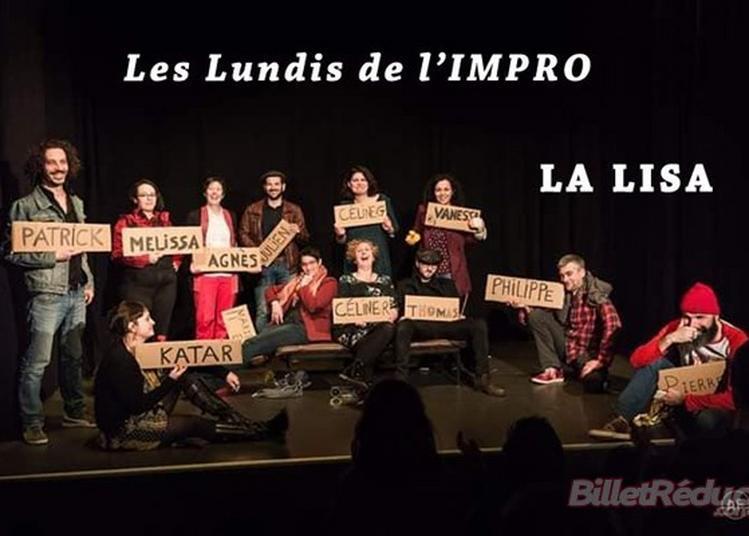 Les Lundis De L'Impro à Saint Etienne