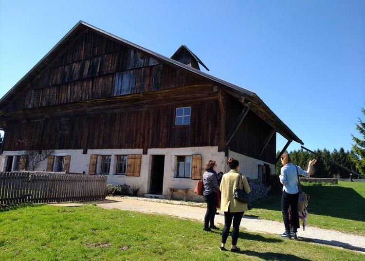 Les Maisons Comtoises à Nancray