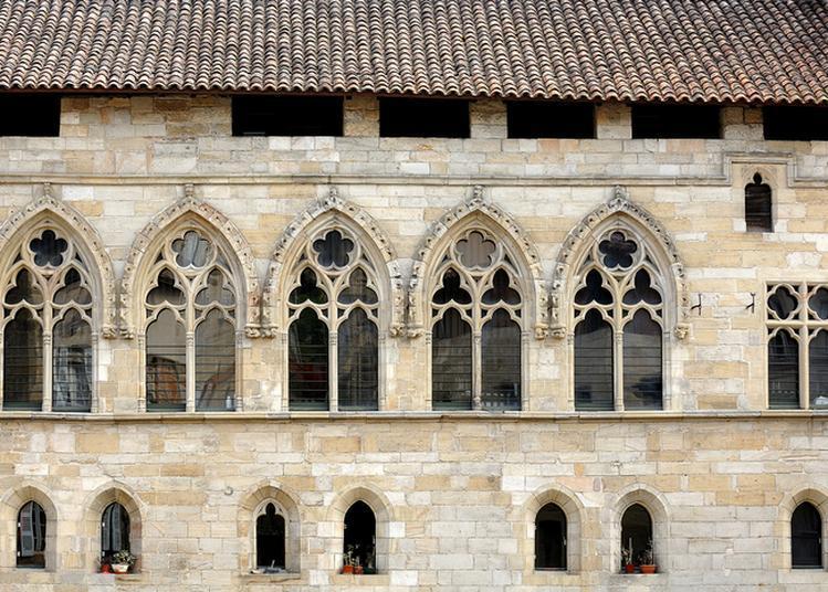 Les Maisons De Figeac Au Moyen Âge