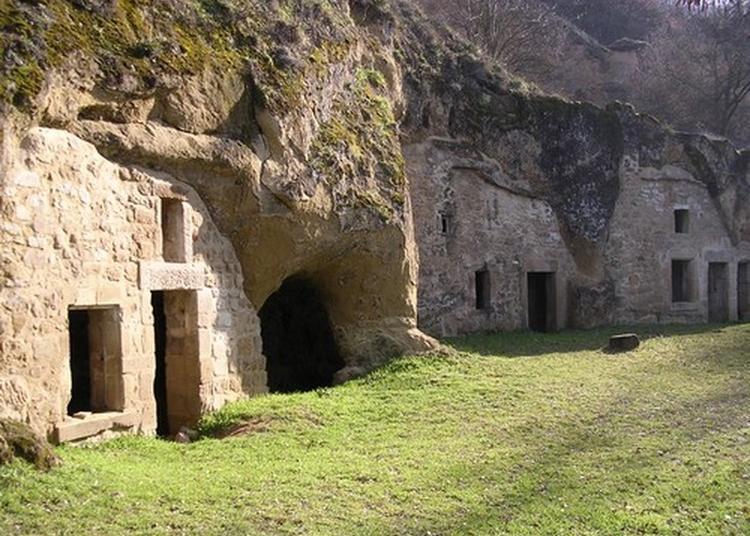 Les Maisons Troglodytiques De Châteauneuf-sur-isère à Chateauneuf sur Isere