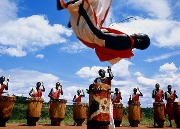 Les Maîtres Tambours Du Burundi - Ikiyago à Fecamp