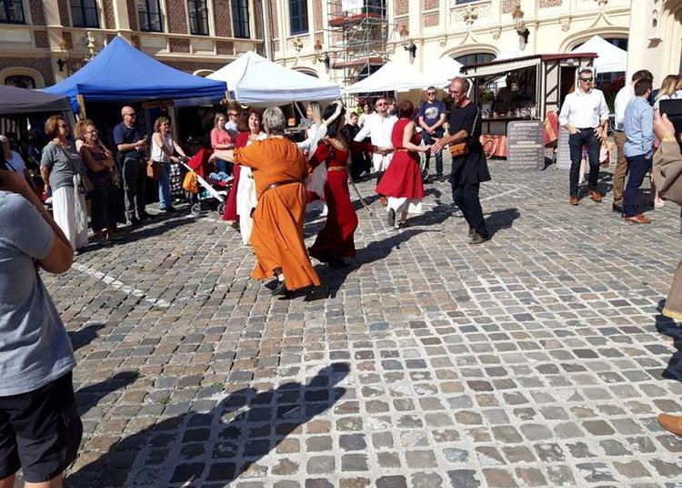 Les Médiévales Du Beffroi à Douai