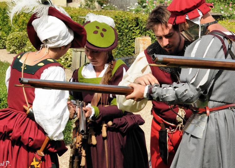 Les mercenaires du Roy à Wintzenheim