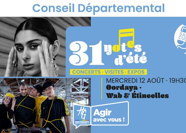 Les Mercredis de 31 Notes d'été - Épisode #6 à Toulouse