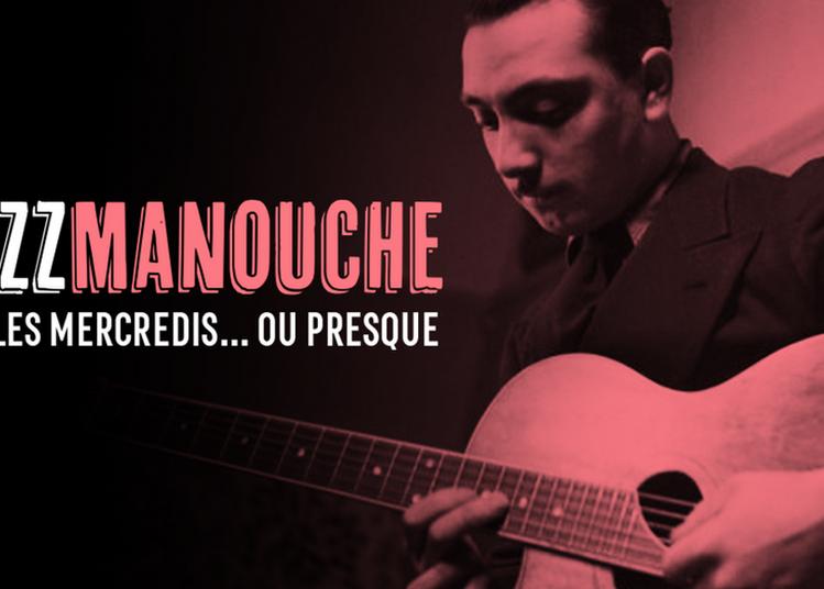 Les Mercredis Jazzmanouche: Adrien Moignard Duo à Paris 19ème