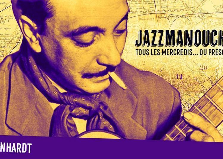 Les Mercredis JazzManouche : Noé Reinhardt Duo à Paris 19ème