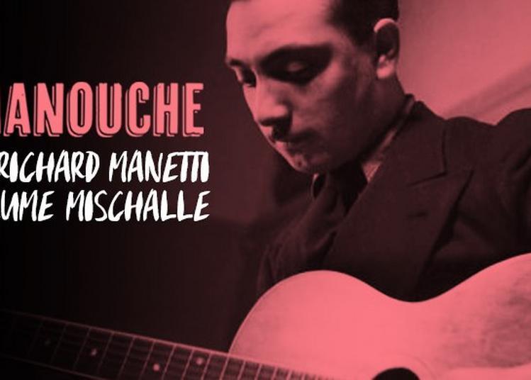 Les Mercredis Jazzmanouche : Richard Manetti Et Guillaume Mischalle à Paris 19ème