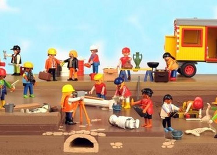Les Métiers De L'archéologie En Playmobil. à Sainte Foy les Lyon