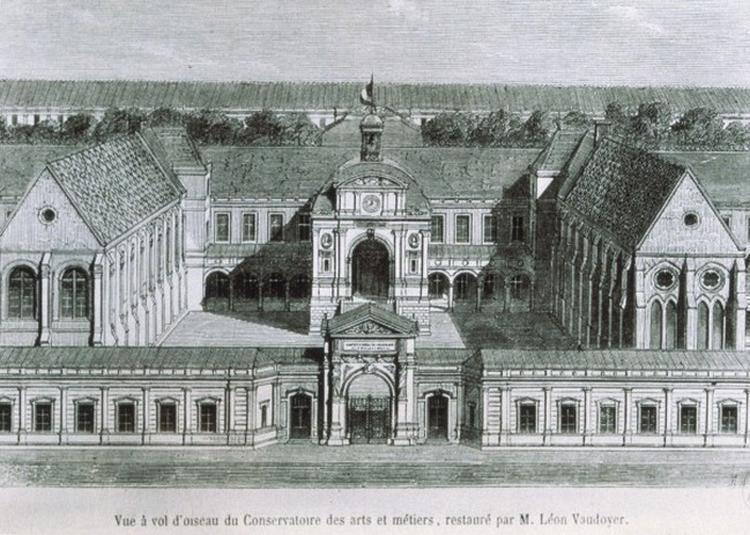 Les Mof Racontent Le Conservatoire National Des Arts Et Métiers à Paris 3ème