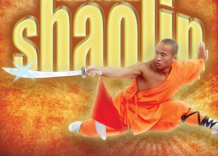 Les Moines De Shaolin à Paris 18ème